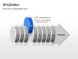 3D Cylinders 11
