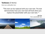 Text Slide Image Layouts 18