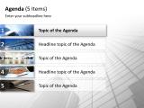 Agenda Chart 26
