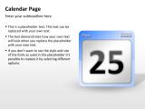 2D Calendar Icon 26