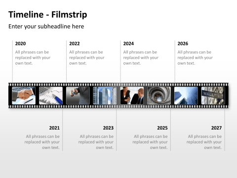 Timeline Filmstrips 1