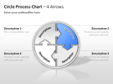Circle Process Arrows 27