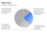 Spider Radar Chart 13