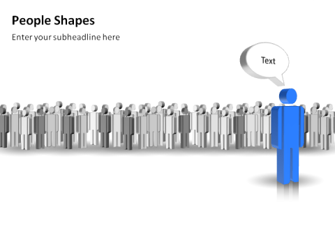 People Shapes - Group 5