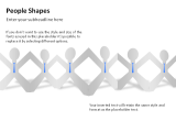 People Shapes - Women