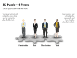 People Silhouettes - Puzzle 1
