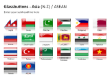 Glassbuttons - Asia 3