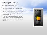 Traffic Light Chart 13