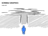 Scribble Graphic 055