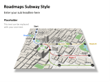 Roadmap Subway Style 018