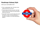 Roadmap Subway Style 037