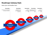 Roadmap Subway Style 043