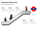Roadmap Subway Style 046