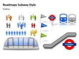 Roadmap Subway Style 052