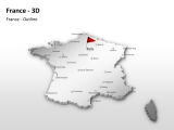 France 3D - Outline 1 german