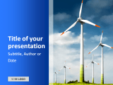 Energy and Power - Wind turbine 4
