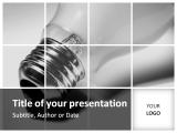 Slice Design - Light bulb