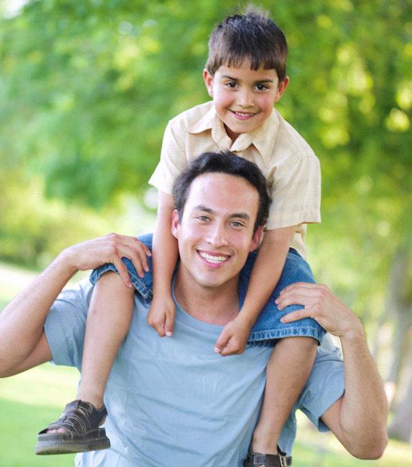 Si tu nueva pareja y tu hijo tienen una buena relación ¡Disfrútalo!
