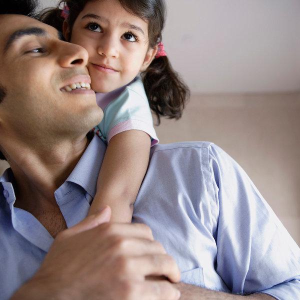 La presencia de un padre es trascendental para la formación de un niño