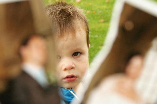 Los niños no deben tomar partido por ninguno de los dos padres