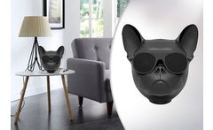 Parlante Bluetooth Modelo Bulldog Color negro - Cuponatic