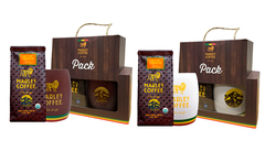 Pack marley coffee a elección - Groupon