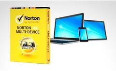 Antivirus Norton 360 para 5 dispositivos con envío - Groupon