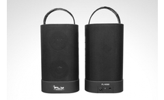 Parlantes bluetooth duo de 6w - Groupon