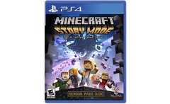 Minecraft: Story Mode Playstation 4 - Linio