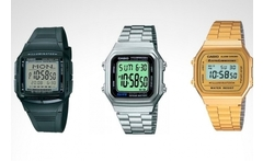 Relojes originales casio estilo retro - Groupon