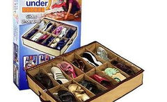 Outlet - Organizador De Zapatos Under - Cuponatic