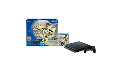Sony Consola PS4 Slim 500Gb + Fifa 17 - Falabella