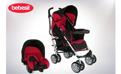 Coche Travel System Bebesit - Cuponatic