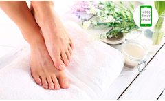 Pedicure express o permanente - Groupon