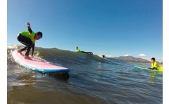 1, 2 o 3 clases de surf + equipamiento completo hasta 45% off - Groupon