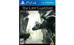 THE LAST GUARDIAN PS4 Sony - Compumundo