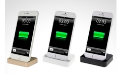 Dock de carga para iphone con opción a cable de 1, 2 o 3 metros - Groupon