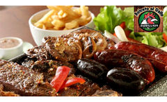 Take Away. Parrillada criolla p/2 + papas en Aniceto El Gallo a $199 - Clickon