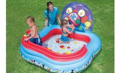 OUTLET - Playcenter Piscina Bestway Mickey-91015 - Cuponatic