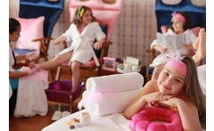 Hasta 85% off en princess day de spa para 1, 2, 4 o 6 niñas y mamá - Groupon