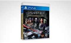 Juego para PlayStation 4 Injustice Gods Among Us Ultimate Edition. Incluye despacho - Groupon
