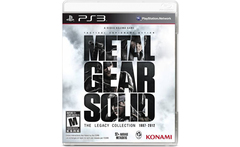 Metal Gear Solid: The Legacy Collection no Artbook para PS3 - Avenida