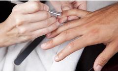 Manicure full para hombre - Groupon