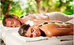 Day spa completo para 2 personas + 1 invitado - Clickon