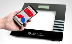 Balanza digital con Bluetooth Bally Total Fitness®. Incluye despacho - Groupon