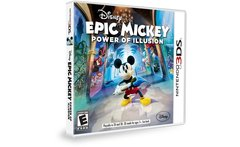 Epic Mickey Power of Illusion 3DS - Linio