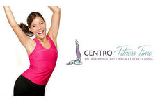Centro Fitness Time: 4, 8 ó 12 Clases a Elección ¡Fitness Ball o Cardio Fitness! - Cuponica