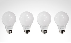 Pack de 2, 4 u 8 lámparas Bulbo led 11 W Verbatim - Groupon