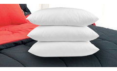2 almohadas Queen House ¡Modelo soft pillow! - Clickon