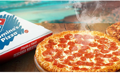 Pizza familiar o dominator + breadsticks - Groupon